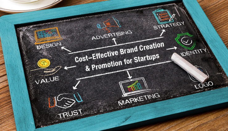 Cost-Effective Brand Creation and Promotion for Startups
